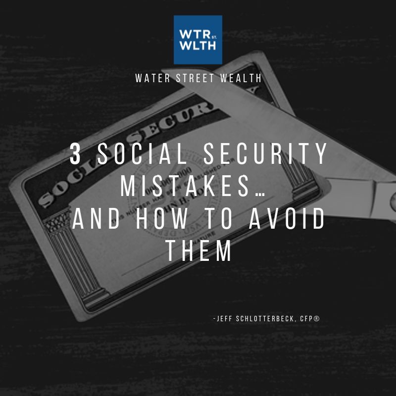 3 social security mistakesand how to avoid them